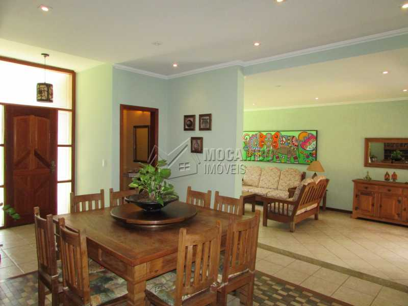 Salas - Casa em Condominio Para Venda ou Aluguel - Itatiba - SP - Ville Chamonix - FCCN40103 - 24