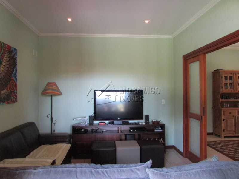 Sala TV - Casa em Condominio Para Venda ou Aluguel - Itatiba - SP - Ville Chamonix - FCCN40103 - 26