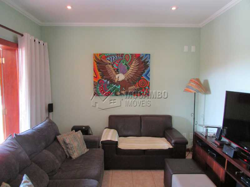 Sala TV - Casa em Condominio Para Venda ou Aluguel - Itatiba - SP - Ville Chamonix - FCCN40103 - 27