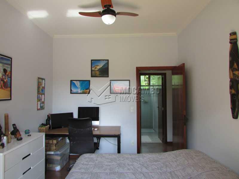 Dormitório - Casa À Venda no Condomínio Ville Chamonix - Jardim Nossa Senhora das Graças - Itatiba - SP - FCCN40103 - 17