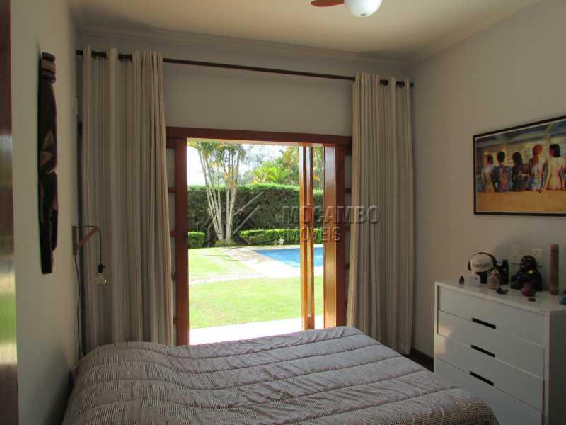 Dormitório - Casa em Condominio Para Venda ou Aluguel - Itatiba - SP - Ville Chamonix - FCCN40103 - 16