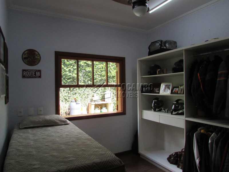 Dormitório - Casa em Condominio Para Venda ou Aluguel - Itatiba - SP - Ville Chamonix - FCCN40103 - 20