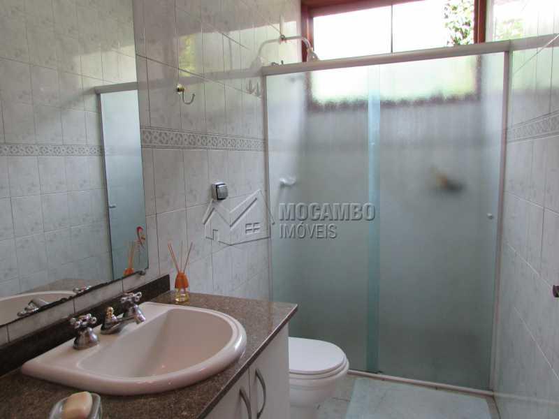 Banheiro social - Casa em Condominio Para Venda ou Aluguel - Itatiba - SP - Ville Chamonix - FCCN40103 - 28