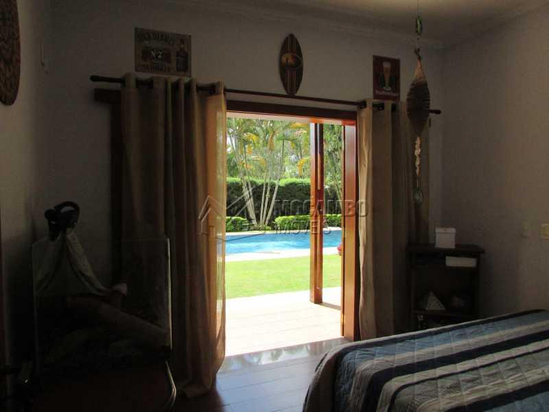Dormitório - Casa em Condominio Para Venda ou Aluguel - Itatiba - SP - Ville Chamonix - FCCN40103 - 18
