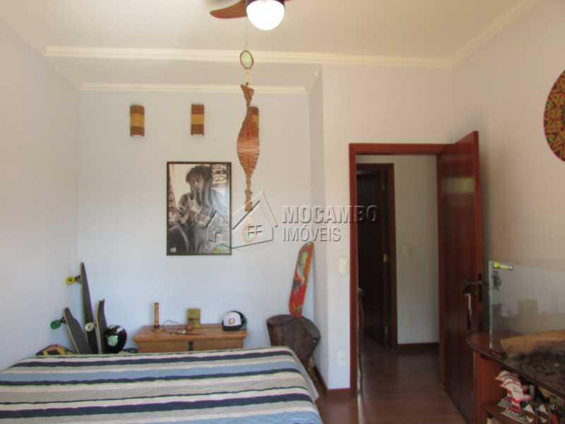 Dormitório - Casa À Venda no Condomínio Ville Chamonix - Jardim Nossa Senhora das Graças - Itatiba - SP - FCCN40103 - 19