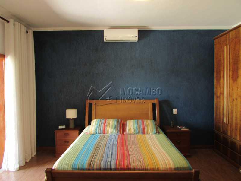 Suíte - Casa em Condominio Para Venda ou Aluguel - Itatiba - SP - Ville Chamonix - FCCN40103 - 14