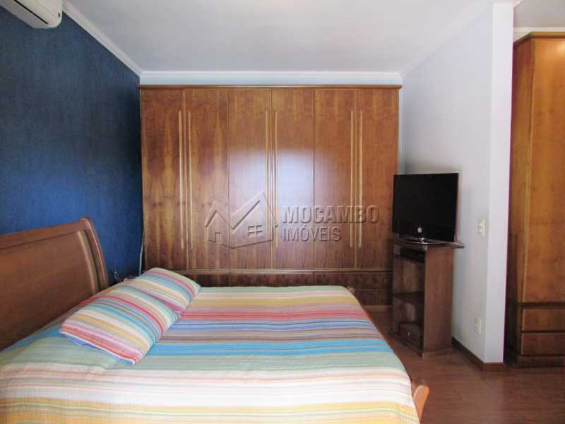 Suíte - Casa em Condominio Para Venda ou Aluguel - Itatiba - SP - Ville Chamonix - FCCN40103 - 15