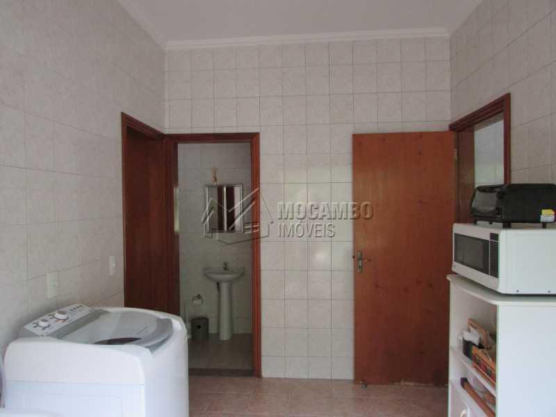 Área de serviço - Casa em Condominio Para Venda ou Aluguel - Itatiba - SP - Ville Chamonix - FCCN40103 - 30