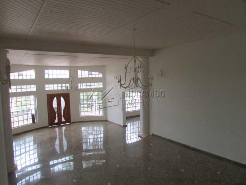 Sala  - Casa em Condomínio 5 Quartos À Venda Itatiba,SP - R$ 1.200.000 - FCCN50017 - 9