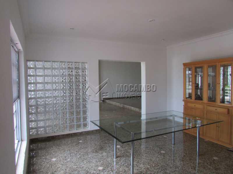 Sala de Jantar - Casa em Condomínio 5 Quartos À Venda Itatiba,SP - R$ 1.200.000 - FCCN50017 - 16