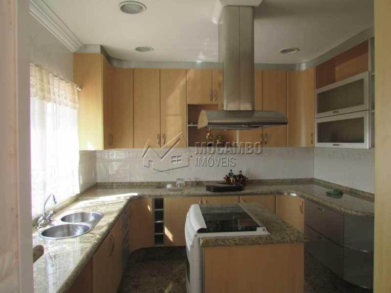Cozinha  - Casa em Condominio À Venda - Itatiba - SP - Sítio da Moenda - FCCN50017 - 15
