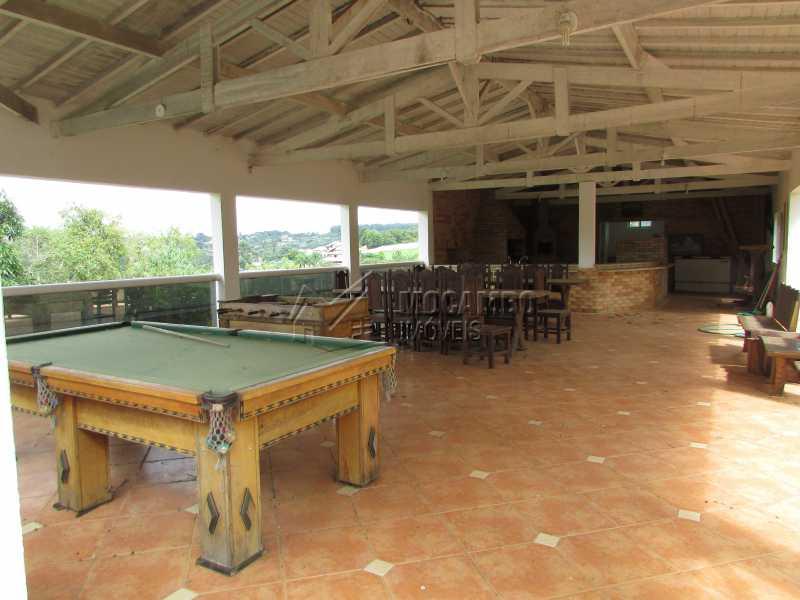 Salão de Jogos  - Casa em Condomínio 5 Quartos À Venda Itatiba,SP - R$ 1.200.000 - FCCN50017 - 11