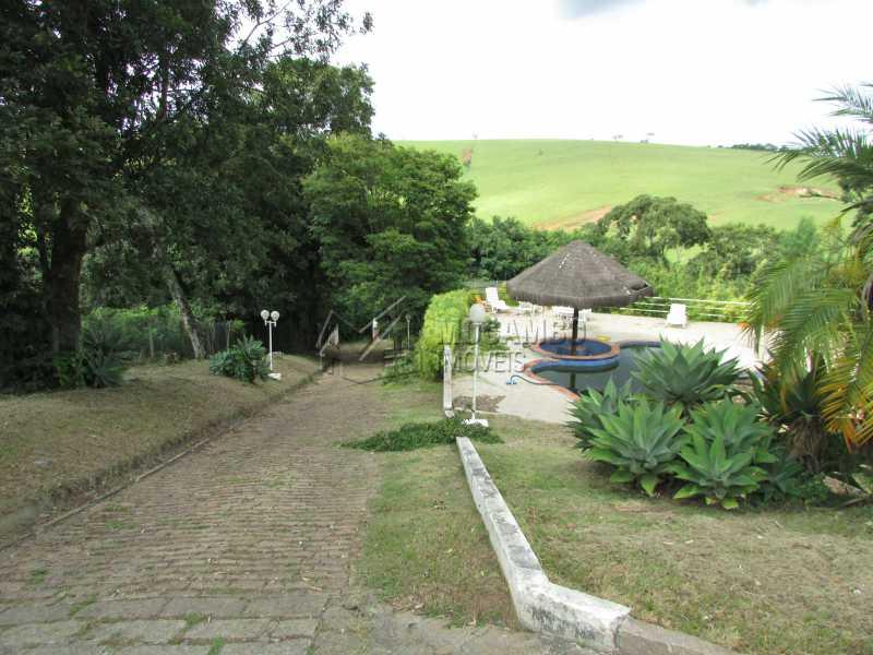 Acesso Principal - Casa em Condominio À Venda - Itatiba - SP - Sítio da Moenda - FCCN50017 - 4