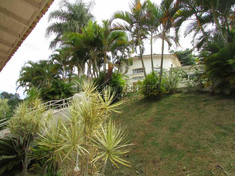 Fachada - Casa em Condominio À Venda - Itatiba - SP - Sítio da Moenda - FCCN50017 - 5
