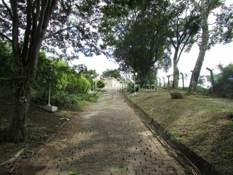 Entrada - Casa em Condomínio 5 Quartos À Venda Itatiba,SP - R$ 1.200.000 - FCCN50017 - 8