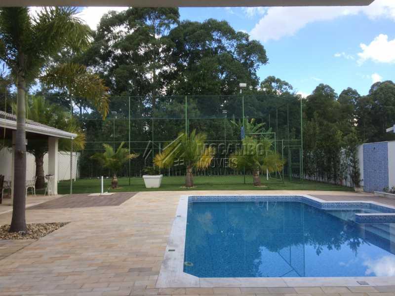 Área de lazer - Casa em Condomínio 4 quartos à venda Itatiba,SP - R$ 2.128.000 - FCCN40104 - 4