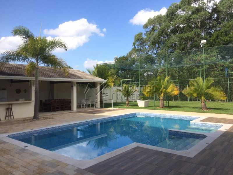Área de lazer - Casa em Condomínio 4 quartos à venda Itatiba,SP - R$ 2.128.000 - FCCN40104 - 1