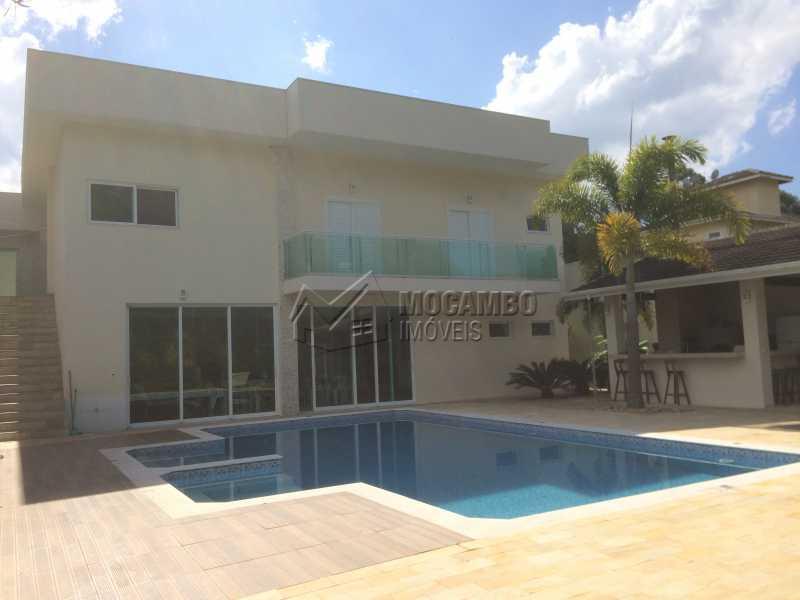 Área de lazer - Casa em Condomínio 4 quartos à venda Itatiba,SP - R$ 2.128.000 - FCCN40104 - 6