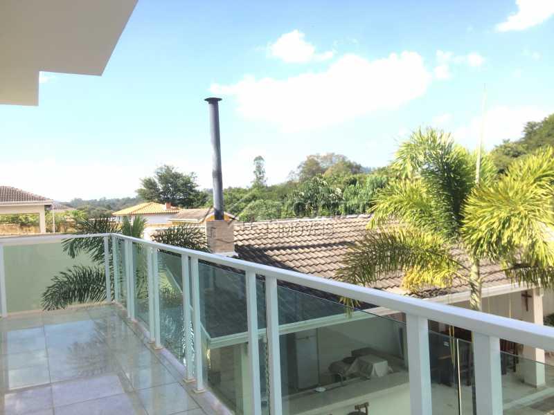Varanda - Casa em Condomínio 4 quartos à venda Itatiba,SP - R$ 2.128.000 - FCCN40104 - 12