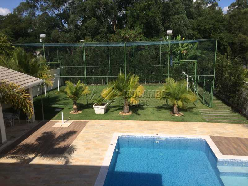 Vista varanda - Casa em Condomínio 4 quartos à venda Itatiba,SP - R$ 2.128.000 - FCCN40104 - 10