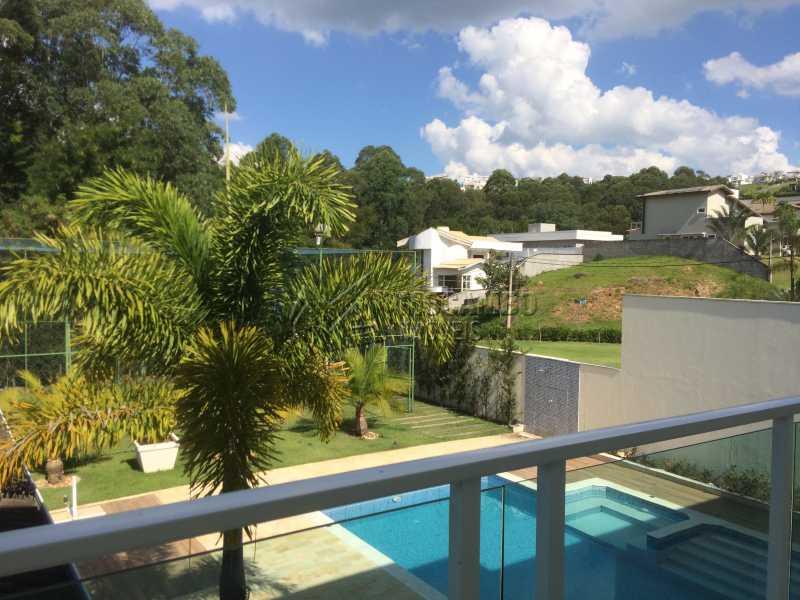 Vista varanda - Casa em Condomínio 4 quartos à venda Itatiba,SP - R$ 2.128.000 - FCCN40104 - 11