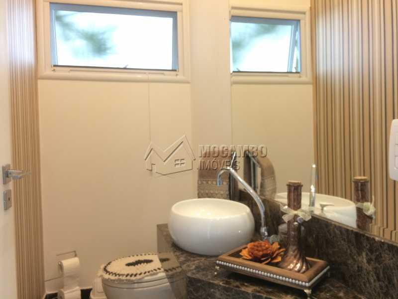 Lavabo - Casa em Condomínio 4 quartos à venda Itatiba,SP - R$ 2.128.000 - FCCN40104 - 18
