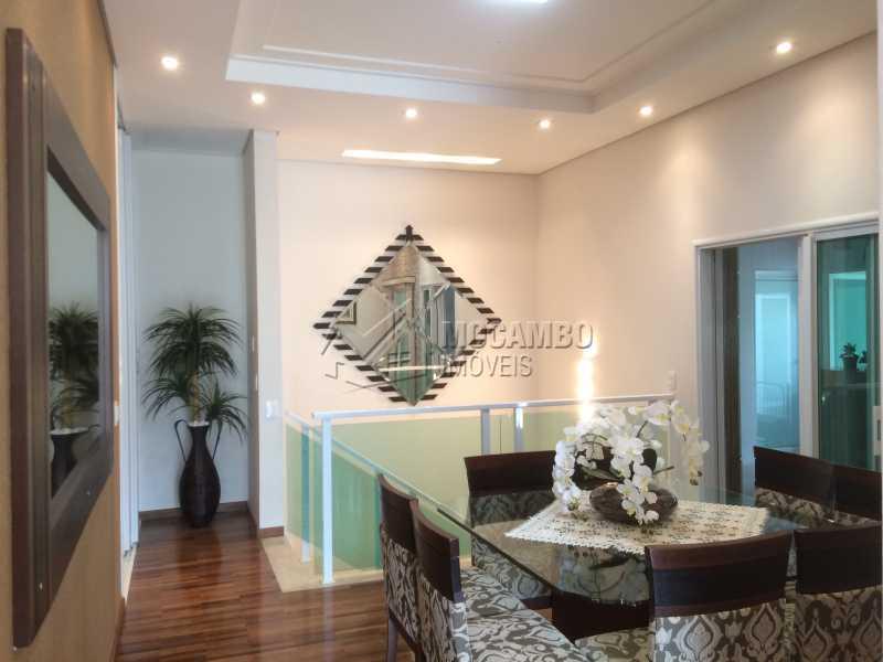 Sala de jantar - Casa em Condomínio 4 quartos à venda Itatiba,SP - R$ 2.128.000 - FCCN40104 - 16