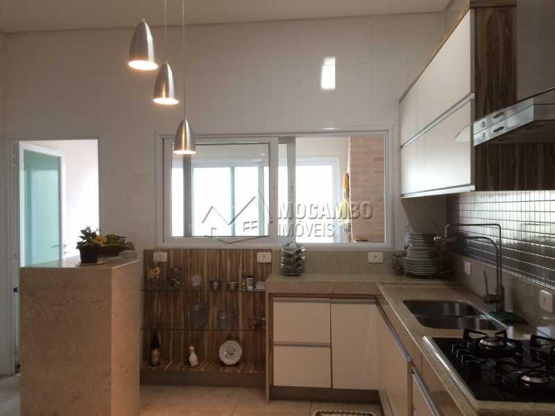 Cozinha - Casa em Condomínio 4 quartos à venda Itatiba,SP - R$ 2.128.000 - FCCN40104 - 19