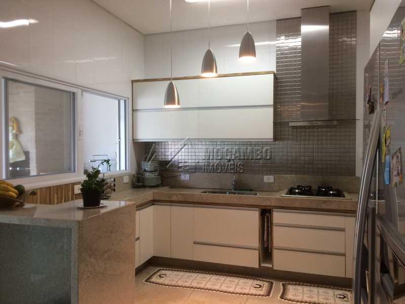 Cozinha - Casa em Condomínio 4 quartos à venda Itatiba,SP - R$ 2.128.000 - FCCN40104 - 20
