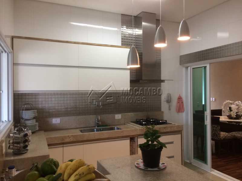 Cozinha - Casa em Condomínio 4 quartos à venda Itatiba,SP - R$ 2.128.000 - FCCN40104 - 21