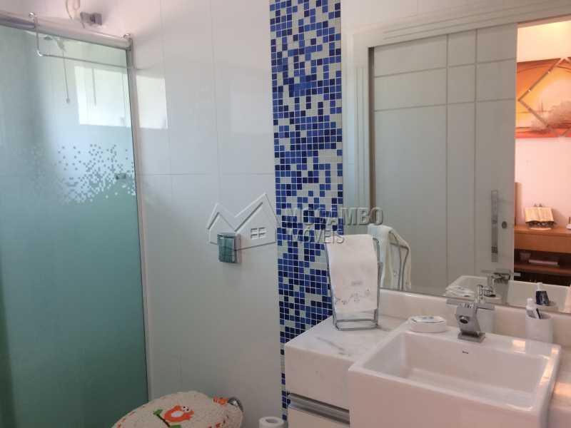 Banheiro Suíte - Casa em Condomínio 4 quartos à venda Itatiba,SP - R$ 2.128.000 - FCCN40104 - 23