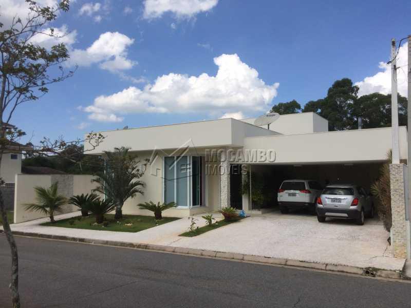 Fachada - Casa em Condomínio 4 quartos à venda Itatiba,SP - R$ 2.128.000 - FCCN40104 - 13
