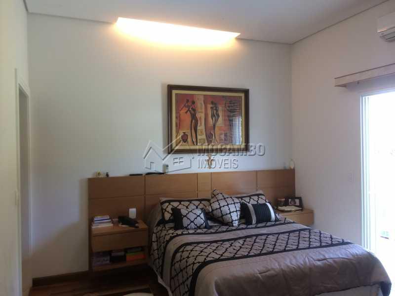 Suíte principal - Casa em Condomínio 4 quartos à venda Itatiba,SP - R$ 2.128.000 - FCCN40104 - 28