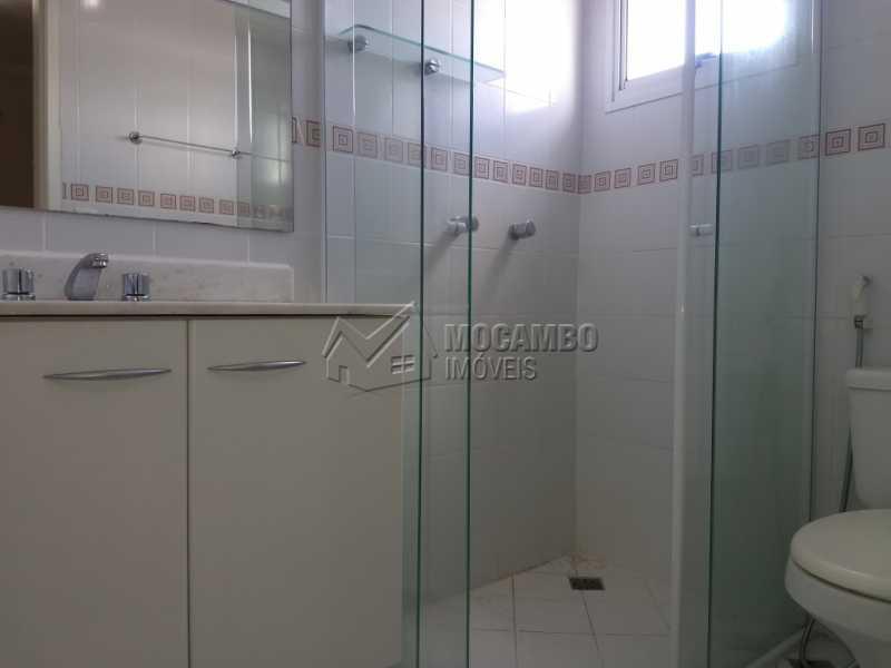 Banheiro Suíte - Apartamento Para Alugar - Itatiba - SP - Jardim Carlos Borella - FCAP20713 - 8