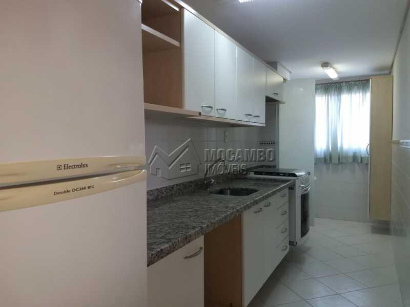 Cozinha - Apartamento Para Alugar - Itatiba - SP - Jardim Carlos Borella - FCAP20713 - 6