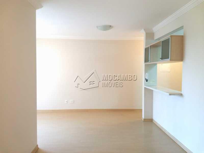 Sala - Apartamento Para Alugar - Itatiba - SP - Jardim Carlos Borella - FCAP20713 - 5