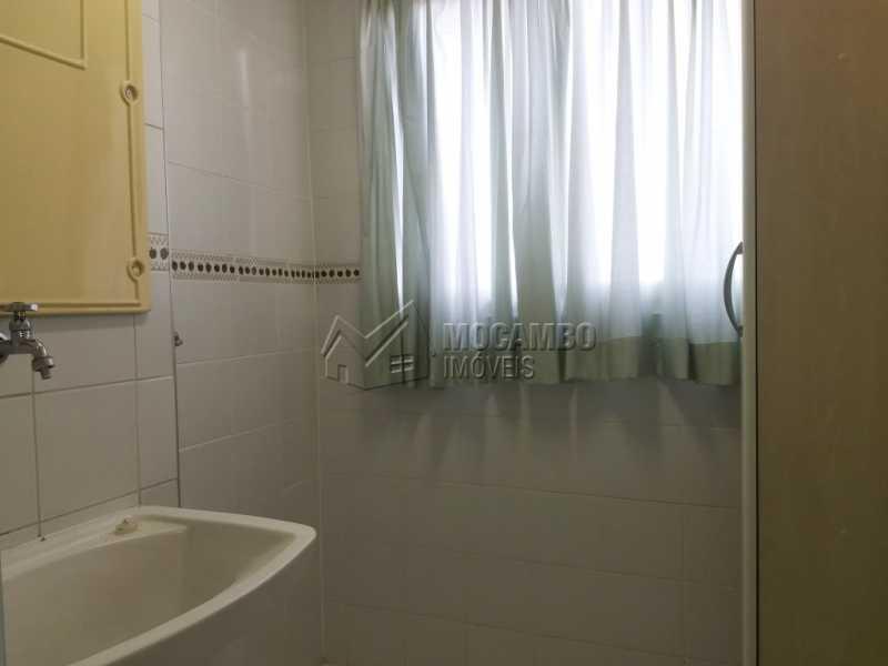 Área de Serviço - Apartamento Para Alugar - Itatiba - SP - Jardim Carlos Borella - FCAP20713 - 12