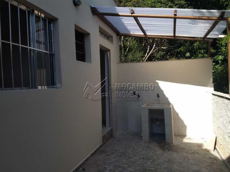 Área de Serviço - Casa 2 Quartos Para Alugar Itatiba,SP Centro - R$ 1.000 - FCCA20935 - 8