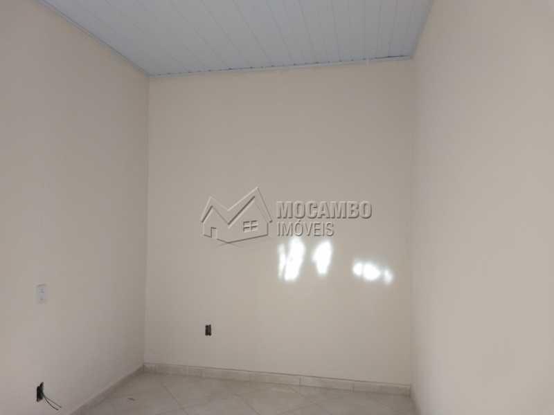 Quarto - Casa 2 Quartos Para Alugar Itatiba,SP Centro - R$ 1.000 - FCCA20935 - 5