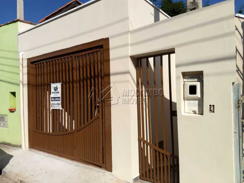 Fachada - Casa 2 Quartos Para Alugar Itatiba,SP Centro - R$ 1.000 - FCCA20935 - 1