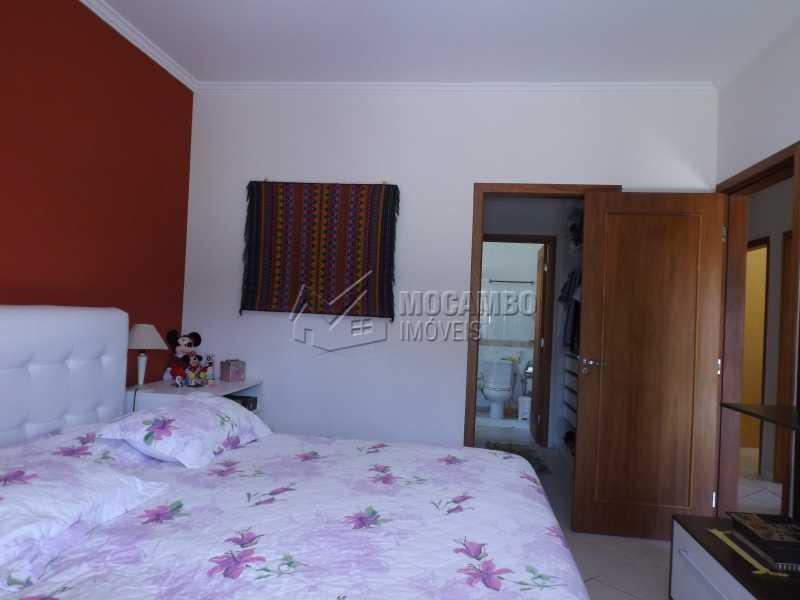 Suíte Master - Casa Para Venda ou Aluguel no Condomínio Cachoeiras do Imaratá - Real Parque Dom Pedro I - Itatiba - SP - FCCN30322 - 16