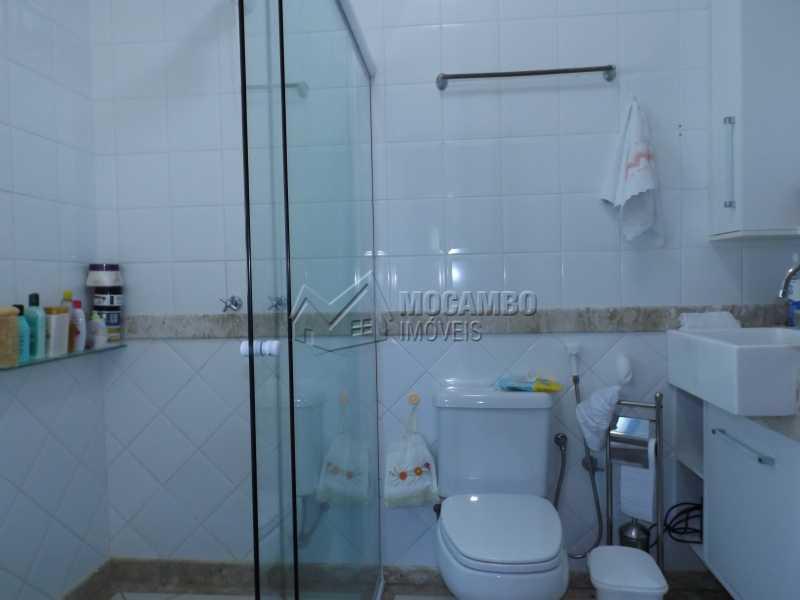 Banheiro Suíte Master - Casa Para Venda ou Aluguel no Condomínio Cachoeiras do Imaratá - Real Parque Dom Pedro I - Itatiba - SP - FCCN30322 - 18