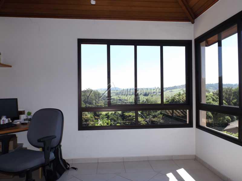 Escritório - Casa Para Venda ou Aluguel no Condomínio Cachoeiras do Imaratá - Real Parque Dom Pedro I - Itatiba - SP - FCCN30322 - 19