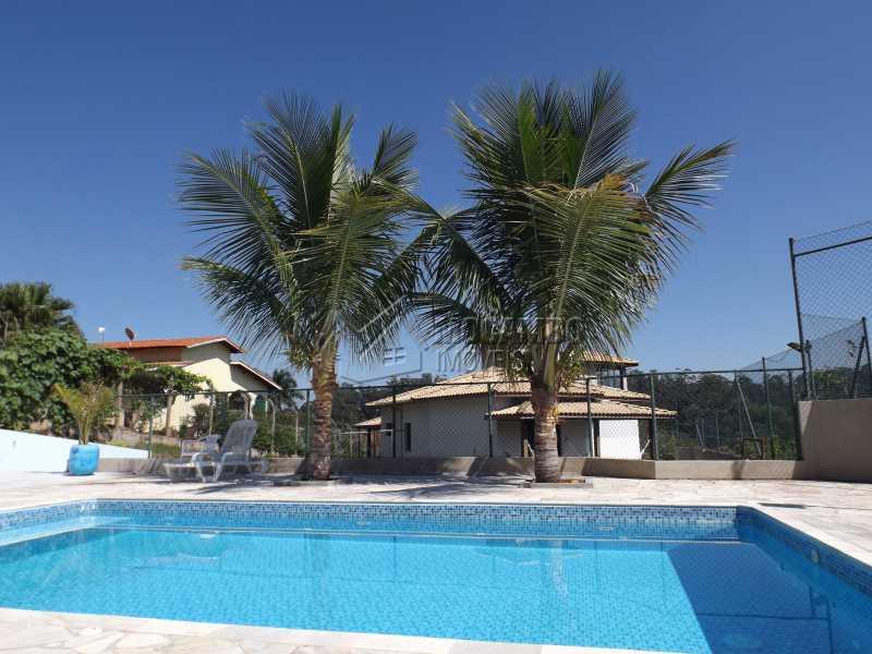 Piscina - Casa Para Venda ou Aluguel no Condomínio Cachoeiras do Imaratá - Real Parque Dom Pedro I - Itatiba - SP - FCCN30322 - 1