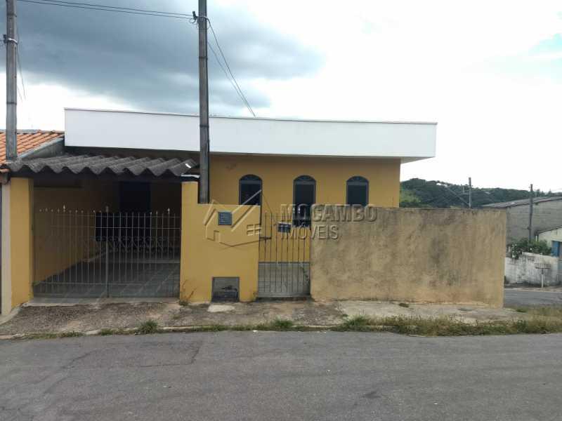 Fachada - Casa Para Alugar - Itatiba - SP - Vila Cruzeiro - FCCA31042 - 1