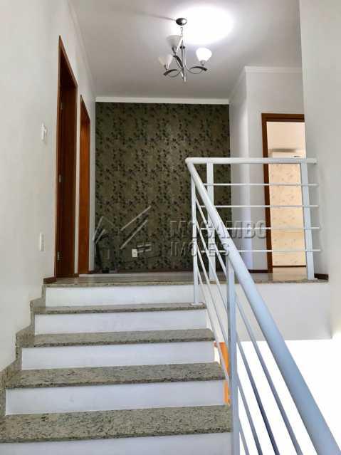 Hall - Casa em Condomínio 3 quartos à venda Itatiba,SP - R$ 700.000 - FCCN30323 - 4
