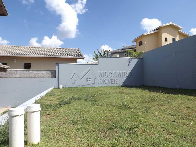 Quintal - Casa em Condomínio 3 quartos à venda Itatiba,SP - R$ 700.000 - FCCN30323 - 9