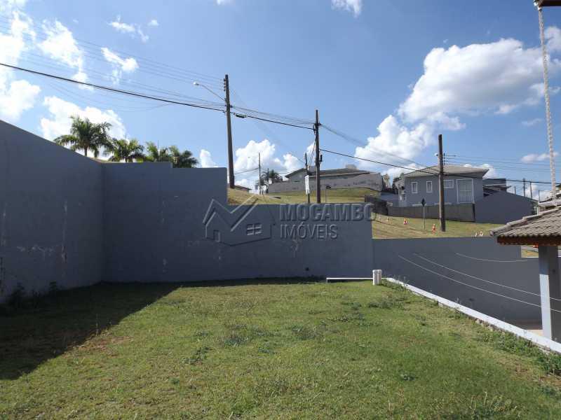Quintal - Casa em Condomínio 3 quartos à venda Itatiba,SP - R$ 700.000 - FCCN30323 - 11