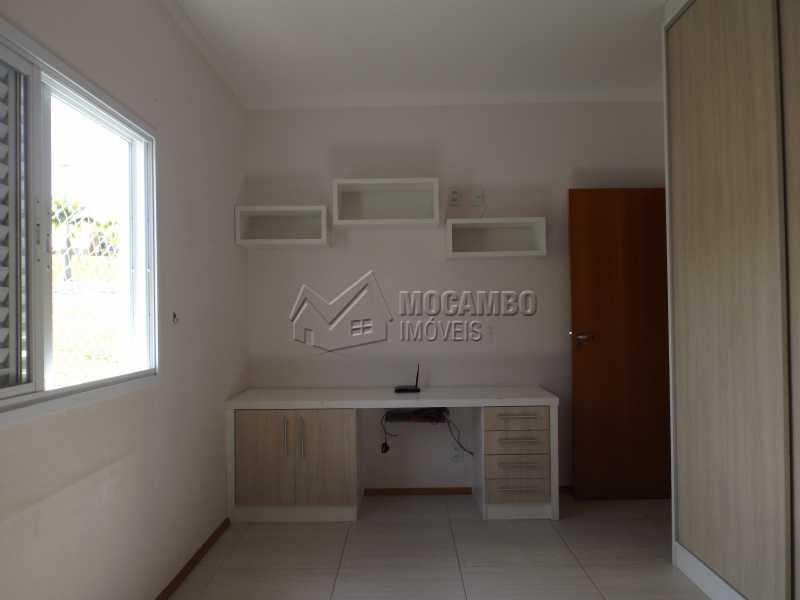 Dormitório 01 - Casa em Condomínio 3 quartos à venda Itatiba,SP - R$ 700.000 - FCCN30323 - 12
