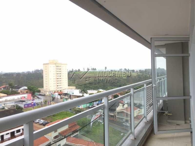 Varanda - Sala Comercial 68m² para venda e aluguel Itatiba,SP - R$ 1.620 - FCSL00150 - 1